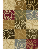 RugStudio presents Tayse Laguna 4680 Multi Machine Woven, Good Quality Area Rug