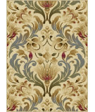 RugStudio presents Tayse Laguna 4692 Ivory Machine Woven, Good Quality Area Rug