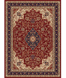 RugStudio presents Tayse Sensation 4780 Red Machine Woven, Good Quality Area Rug