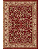 RugStudio presents Tayse Sensation 4810 Red Machine Woven, Good Quality Area Rug