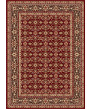 RugStudio presents Tayse Sensation 4820 Red Machine Woven, Good Quality Area Rug