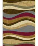 RugStudio presents Tayse Laguna 4930 Multi Machine Woven, Good Quality Area Rug