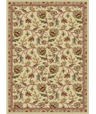 RugStudio presents Tayse Laguna 4962 Ivory Machine Woven, Good Quality Area Rug