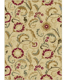 RugStudio presents Tayse Laguna 5052 Ivory Machine Woven, Good Quality Area Rug