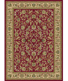 RugStudio presents Tayse Laguna 5070 Red Machine Woven, Good Quality Area Rug