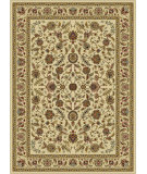 RugStudio presents Tayse Laguna 5072 Ivory Machine Woven, Good Quality Area Rug