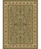 RugStudio presents Tayse Laguna 5075 Green Machine Woven, Good Quality Area Rug