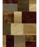 RugStudio presents Tayse Elegance Collection 5210 Multi Machine Woven, Good Quality Area Rug
