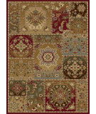 RugStudio presents Tayse Impressions Collection 7720 Beige Machine Woven, Good Quality Area Rug
