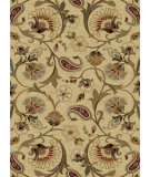 RugStudio presents Tayse Impressions Collection 7772 Ivory Machine Woven, Good Quality Area Rug