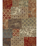 RugStudio presents Tayse Impressions Collection 7790 Red Machine Woven, Good Quality Area Rug