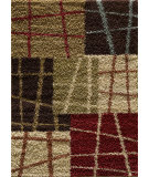 RugStudio presents Tayse Casual Shag 8520 Multi Area Rug