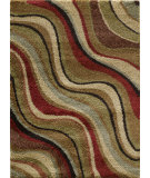 RugStudio presents Tayse Fashion Shag 9510 Multi Area Rug