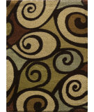 RugStudio presents Tayse Fashion Shag 9530 Multi Area Rug