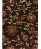 RugStudio presents Tayse Fashion Shag 9558 Brown Area Rug
