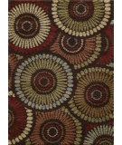 RugStudio presents Tayse Fashion Shag 9568 Brown Area Rug