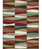 RugStudio presents Tayse Deco 1014 Multi Machine Woven, Good Quality Area Rug
