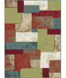 RugStudio presents Tayse Deco 1027 Multi Machine Woven, Good Quality Area Rug