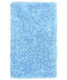 RugStudio presents The Rug Market America Kids Shaggy Raggy 02203 Light Blue Area Rug