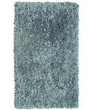 RugStudio presents The Rug Market America Kids Shaggy Raggy Silver 02255 Silver Area Rug