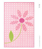 RugStudio presents The Rug Market America Kids Bloom In Pink 11714 Pink/white Area Rug