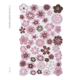 RugStudio presents The Rug Market America Kids Petunia 11769 White/pink/brown Hand-Hooked Area Rug
