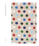 RugStudio presents The Rug Market America Kids Dottage 12374 Cafe/red/blue Hand-Hooked Area Rug