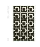 RugStudio presents The Rug Market America Resort Lloyd Brown 25263 Brown/cream Hand-Hooked Area Rug