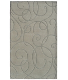 RugStudio presents The Rug Market America Rexford Barney's 44310 Ivory/grey Hand-Tufted, Good Quality Area Rug