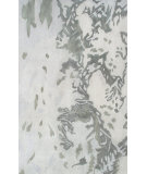 RugStudio presents The Rug Market America Julia Wong Designs Fluid Cream Cream/Gray Hand-Tufted, Good Quality Area Rug