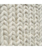 RugStudio presents The Rug Market America Frisco San Juan 46031 White Hand-Tufted, Good Quality Area Rug