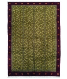 RugStudio presents Tibet Rug Company 60 Knot Premium Tibetan Kelp Hand-Knotted, Best Quality Area Rug