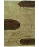 RugStudio presents Tibet Rug Company 60 Knot Premium Tibetan Meander Beige Hand-Knotted, Best Quality Area Rug