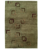 RugStudio presents Tibet Rug Company 60 Knot Premium Tibetan Neo Beige Hand-Knotted, Best Quality Area Rug