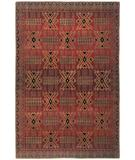 RugStudio presents Tibet Rug Company 60 Knot Premium Tibetan Inca Red Hand-Knotted, Best Quality Area Rug