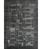 RugStudio presents Tibet Rug Company 80 Knot Premium Tibetan Warp And Weft Charcoal Area Rug