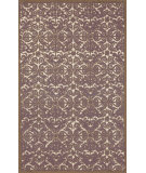 RugStudio presents Trans-Ocean Antigua Scroll Lavender 8515/49 Hand-Tufted, Best Quality Area Rug