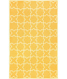 RugStudio presents Trans-Ocean Capri Morroccan Tile Yellow 1606/09 Hand-Tufted, Better Quality Area Rug