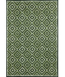 RugStudio presents Trans-Ocean Carlton Diamond Green 1301/16 Hand-Tufted, Better Quality Area Rug