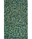 RugStudio presents Trans-Ocean Gallia Pom Pom Blue 3080/04 Hand-Tufted, Best Quality Area Rug