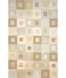 RugStudio presents Trans-Ocean Karela Boxes Neutral 7115/12 Hand-Knotted, Better Quality Area Rug