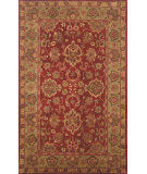 RugStudio presents Trans-Ocean Petra Agra Red 9054/24 Hand-Tufted, Best Quality Area Rug