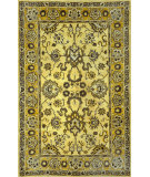RugStudio presents Trans-Ocean Petra Agra Yellow 9054/09 Hand-Tufted, Best Quality Area Rug