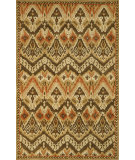 RugStudio presents Trans-Ocean Petra Ikat Camel 9072/19 Hand-Tufted, Best Quality Area Rug