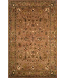 RugStudio presents Trans-Ocean Petra Oushak Brown 9062/19 Hand-Tufted, Best Quality Area Rug