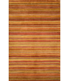 RugStudio presents Trans-Ocean Petra Stripe Red 9048/18 Hand-Tufted, Best Quality Area Rug