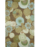 RugStudio presents Trans-Ocean Ravella Disco Driftwood 2064/19 Hand-Hooked Area Rug