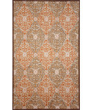RugStudio presents Rugstudio Sample Sale 102317R Coral 1943/17 Hand-Hooked Area Rug