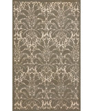 RugStudio presents Trans-Ocean Seville Modern Damask Silver 9654/47 Hand-Tufted, Best Quality Area Rug