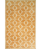 RugStudio presents Trans-Ocean Spello Arabesque Orange 2117/17 Hand-Hooked Area Rug